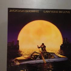 Jackson Browne - Lawyers in Love (1983 /Elektra rec/UK) - VINIL/PICK-UP/VINYL - Muzica Rock warner, CD