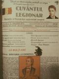 CUVANTUL LEGIONAR COLECȚIA 2010 12 NR LEGATE MISCAREA LEGIONARA GARDA DE FIER