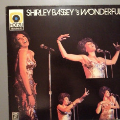 Shirley Bassey - Wonderful (1965 /EMI rec/ RFG)- Vinil/Vinyl/Impecabil - Muzica R&B emi records