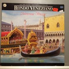 Rondo Veneziano - Misteriosa Venezia(1987/BMG REC/ RFG ) - VINIL/VINYL/IMPECABIL - Muzica Pop ariola