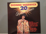 Dionne Warwick - 20 Golden Greats (1973 / Emi Rec/ UK ) - VINIL/VINYL/IMPECABIL