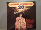 Dionne Warwick - 20 Golden Greats (1973 / Emi Rec/ UK ) - VINIL/VINYL/IMPECABIL
