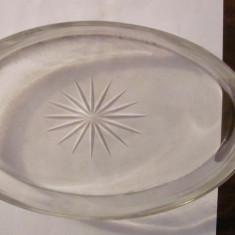 GE - Sticla pentru fructiera metal