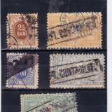TELEGRAFICE 13 X 1871 ; RARE