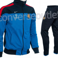 Trening NIKE FCSB - Model Steaua - Bluza si Pantaloni Conici - Pret Special - - Trening barbati, Marime: S, XL, Culoare: Din imagine