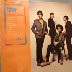 Small Faces - Wham Bam (1970 /EMI REC/ West Germany ) - VINIL/VINYL - Muzica Rock emi records