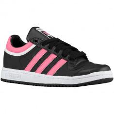 Adidas Originals Top Ten Low Preschool | 100% originali, import SUA, 10 zile lucratoare - e12709 - Adidasi copii, Baieti, Negru