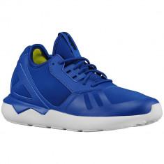 Adidas Originals Tubular Runner Grade School | 100% originali, import SUA, 10 zile lucratoare - e12709 - Adidasi copii, Baieti, Albastru