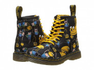 123123Dr. Martens Kid's Collection Adventure Time Brooklee 8-Eye Lace Boot (copii) | 100% originali, import SUA, 10 zile lucratoare - z12809