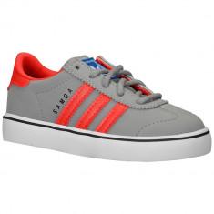 Adidas Originals Samoa Vulc Toddler | 100% originali, import SUA, 10 zile lucratoare - e12709 - Adidasi copii, Baieti, Gri