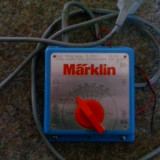 Transformator Marklin 10 VA - Macheta Feroviara, 1:87, HO, Accesorii