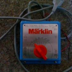 Transformator Marklin 10 VA - Macheta Feroviara Marklin, 1:87, HO, Accesorii si decor