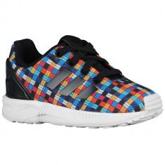 Adidas Originals ZX Flux Toddler | 100% originali, import SUA, 10 zile lucratoare - e12709 - Adidasi copii, Baieti, Multicolor