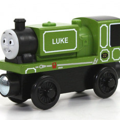 Locomotiva Luke, colectia Thomas si prietenii sai - Trenulet Fisher Price, Locomotive