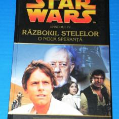 STAR WARS VOL 19 - RAZBOIUL STELELOR. O NOUA SPERANTA - GEORGE LUCAS (05034 - Carte SF