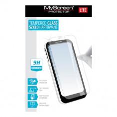 Folie My-Screen LiteGLASS Samsung Galaxy S4Mini - Folie de protectie
