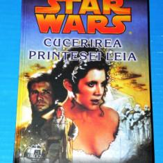 STAR WARS VOL 24 - CUCERIREA PRINTESEI LEIA - DAVE WOLVERTON (05037 - Carte SF