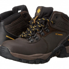 Columbia Kids Newton Ridge™ Waterproof Boot (copii) | 100% originali, import SUA, 10 zile lucratoare - z12809 - Ghete copii Columbia, Baieti, Maro