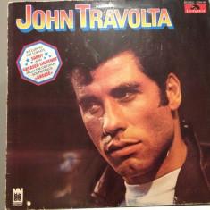 John Travolta - The Album (1977 /Polydor REC/ RFG) - Vinil/ROCK/Vinyl/Impecabil - Muzica Rock universal records