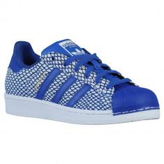 Adidas Originals Superstar Grade School   100% originali, import SUA, 10 zile lucratoare - e12709 - Adidasi copii, Baieti, Piele naturala, Multicolor