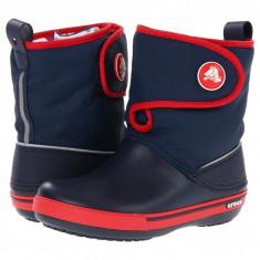 Crocs Kids CrocbandªII.5 Gust Boot (copii) | 100% originali, import SUA, 10 zile lucratoare - z12809 - Ghete copii, Baieti, Bleumarin