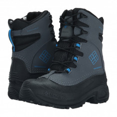 Columbia Kids Bugaboot™ Plus III Omni-Heat™ Boot (copii) | 100% originali, import SUA, 10 zile lucratoare - z12809 - Ghete copii Columbia, Baieti
