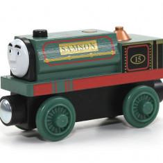 Locomotiva Samson, colectia Thomas si prietenii sai - Trenulet Fisher Price, Locomotive