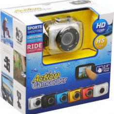 Camera Sport Originala FullHD - Camera Video Actiune, Card de memorie