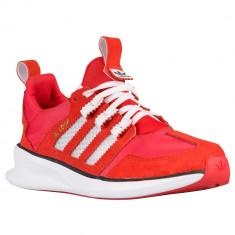 Adidas Originals SL Loop Runner Grade School | 100% originali, import SUA, 10 zile lucratoare - e12709 - Adidasi copii, Baieti, Rosu