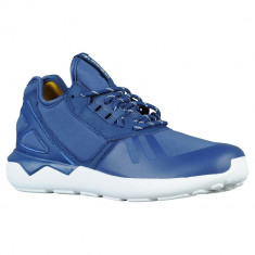 Adidas Originals Tubular Runner Preschool | 100% originali, import SUA, 10 zile lucratoare - e12709 - Adidasi copii, Baieti, Albastru