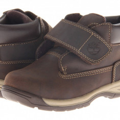 Timberland Kids Earthkeepers® Timber Tykes H&L Boot (copii) | 100% originali, import SUA, 10 zile lucratoare - z12809 - Ghete copii Timberland, Baieti, Piele naturala, Maro