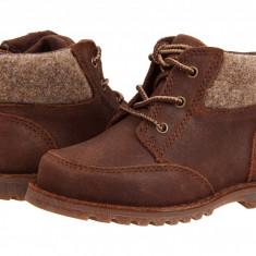 UGG Kids Orin Wool (copii) | 100% originali, import SUA, 10 zile lucratoare - z12809 - Ghete copii Ugg, Baieti, Maro
