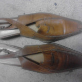 pantofi dama GABOR LADY  din piele - marimea 40 -