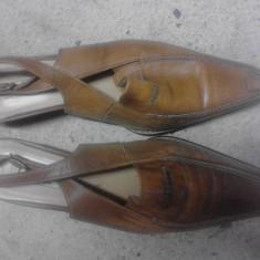Pantofi dama GABOR LADY din piele - marimea 40 - - Pantof dama Gabor, Piele naturala