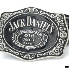 Catarama pafta curea Jack Daniels whiskey M1 (catarame paftale pt curele) +CADOU - Curea Barbati, Marime: Marime universala, Culoare: Din imagine