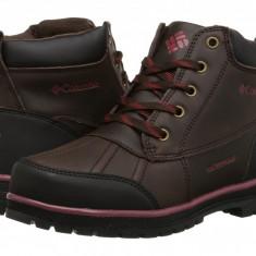 Columbia Kids Wrangle Peak™ Waterproof Boot (copii) | 100% originali, import SUA, 10 zile lucratoare - z12809 - Ghete copii Columbia, Baieti, Maro