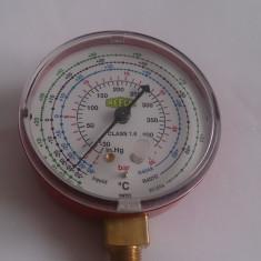 Manometru ceas aer conditionat (Freon R404A, R407, R134A) REFCO NOU