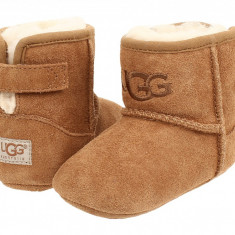 UGG Kids Jesse (Infant/Toddler) | 100% originali, import SUA, 10 zile lucratoare - z12809 - Ghete copii Ugg, Baieti, Piele naturala, Maro