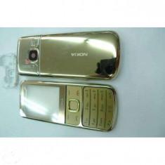 Vand carcasa ORIGINALA, completa Nokia 6700 gold !!!