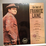 Frankie Laine - The Best Of (1967/Hallmark REC /RFG) -  Vinil/Impecabil/Vinyl