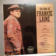 Frankie Laine - The Best Of (1967/Hallmark REC /RFG) - Vinil/Impecabil/Vinyl - Muzica Country warner