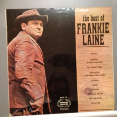 Frankie Laine - The Best Of (1967/Hallmark REC /RFG) - Vinil/Impecabil/Vinyl - Muzica Country warner
