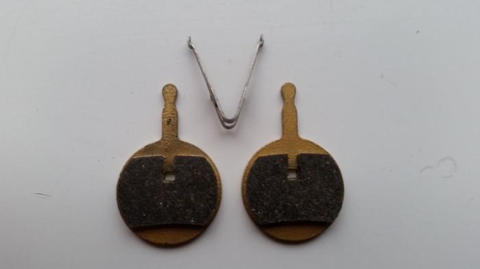 Avid BB5 METAL Ceramice - LONG LIFE placuta frana disc