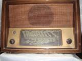 LUNA CADOURILOR :  TELEFUNKEN  166 WK  ; 1941 - 1944  RADIO    LAMPI