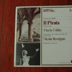 Disc vinil ( vinyl , pick-up ) - VINCENZO BELLINI / IL PIRATA !!!!!!