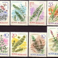 Romania L634 Plante subacvatice  -1966