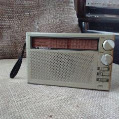 Radio portabil vintage Kapsch MR 401, stare foarte buna. - Aparat radio
