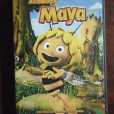 Albinuta Maya - Colectie 4 DVD-uri Desene Animate Dublate Romana - Film animatie Altele