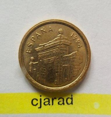 Moneda 5 Pesetas - Spania 1994 *cod 1184 --- a.UNC diferite valori foto