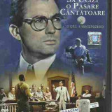 Grigory Peck in TO KILL A MOCKINBIRD SA UCIZI O PASARE CANTATOARE (DVD) - Film Colectie, Romana